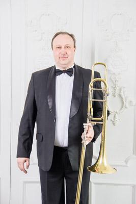 Ансамбль Mosband - тромбон