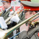 Заказать военный оркестр в Москвее